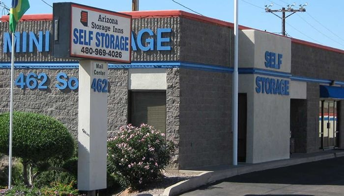 Cheap Storage 85205 Self Storage Units East Meas