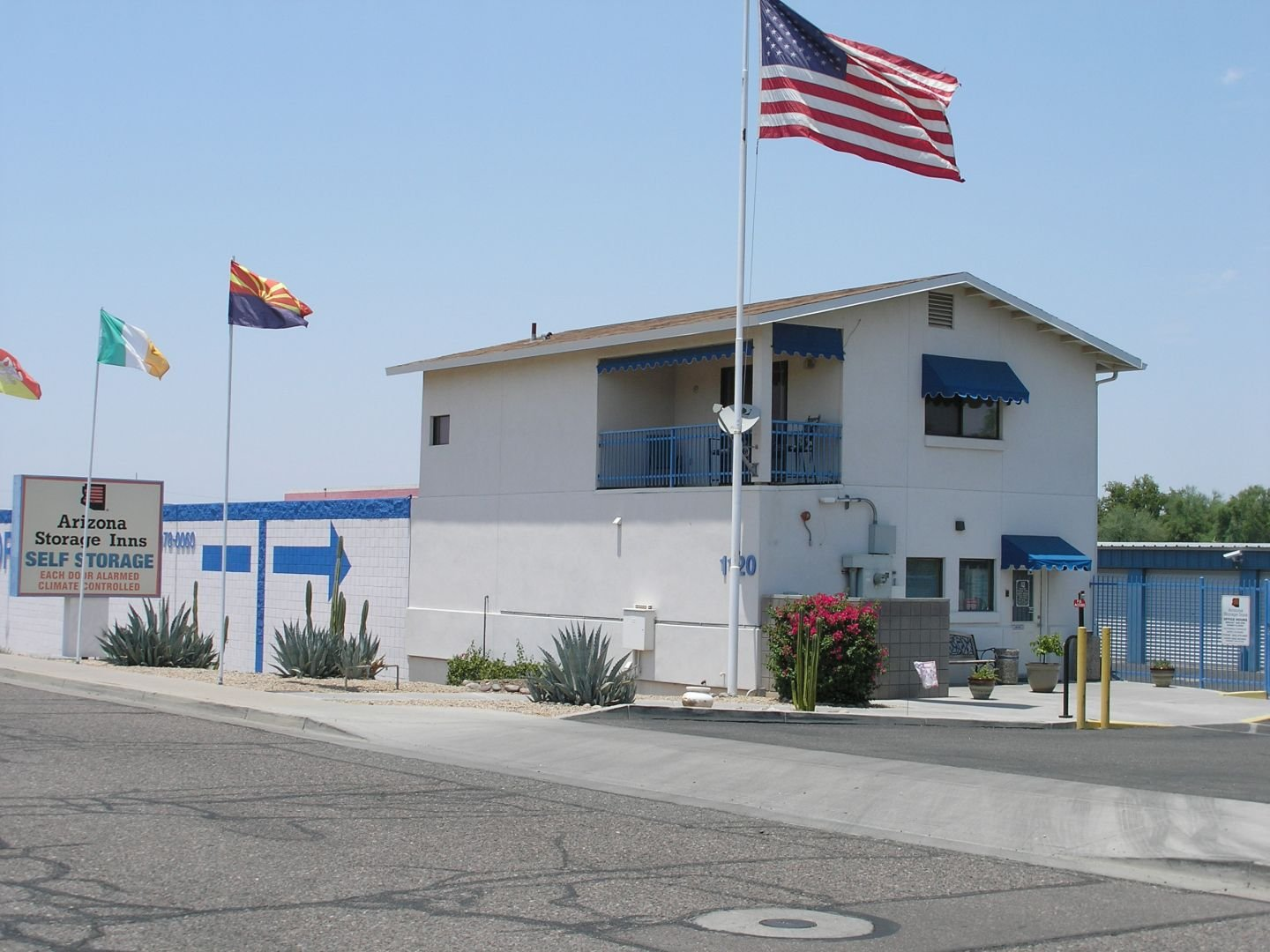 Nearby Self-Storage Facilities & Cheap Storage 85022 | North Central Phoenix Storage Units | Rent ...