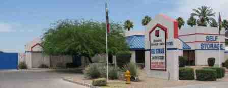 Cheap Storage Arizona Storage Inns Central Phoenix Storage Units